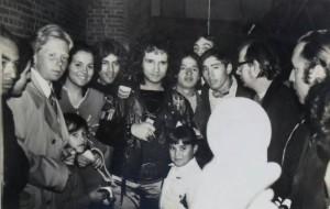 Uruguaiana Visita de Roberto Carlos