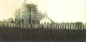 Vacaria Igreja Obras