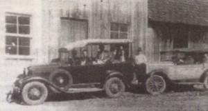 Vacaria Local da primeira rodoviária déc1930
