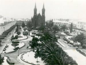 Vacaria Nevasca Praça