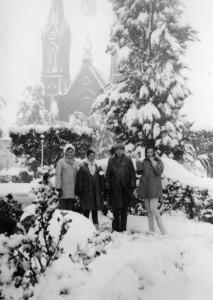 Vacaria Neve Praca 1965 1