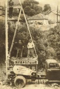 Viamão Poços artesianos da Santa Isabel 1961