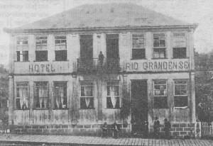 Antônio Prado Hotel Rio Grandense 1925