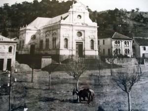 Antônio Prado Igreja Sagrado Coração de Jesus e Praça Garibaldi