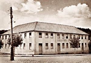 Antônio Prado O Antigo Colégio São José 1948(acervo Ronaldo Fotografia)
