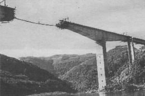 Antônio Prado ponte Passo do Zeferino 1967