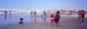 Atlântida Praia(slide acervo Ray Langsten) 1967