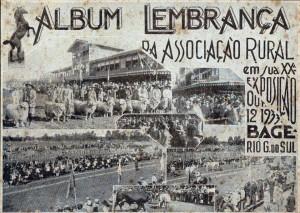 Bagé Álbum Associação Rural 1933
