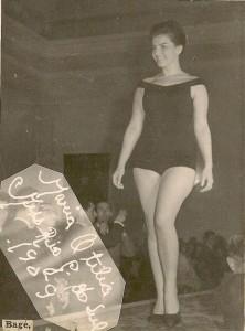 Bagé Miss Rio Grande do Sul Maria Otília 1959
