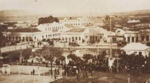 Bagé Praça Quadra esportiva