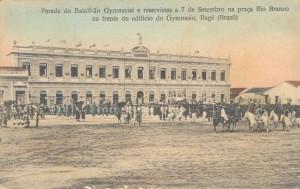 Bagé Praça Rio Branco