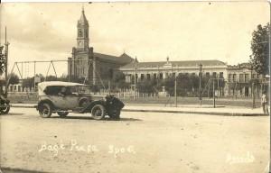 Bagé Praça Sport Colégio Auxiliadora 1935