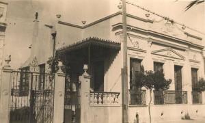 Bagé Residência Família de Ary Azambuja Rua General Neto 179 1945