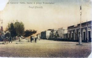 Bagé Rua General Netto