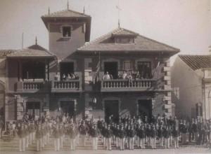 Bagé Sociedade Espanhola 10-1934
