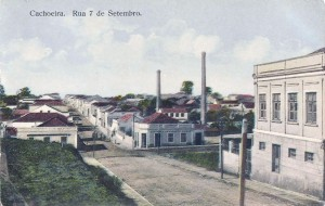 Cachoeira do Sul Rua 7 de Setembro 1912