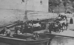 Cachoeira do Sul cais déc1950