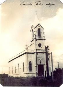 Canela, antiga igreja matriz
