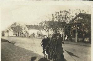 Canoas Rua Guilherme Schell 1922