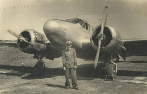 Canoas Soldado da FAB (acervo Suzana Morsch) 1947