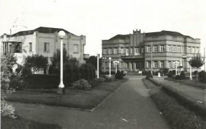 Carazinho Praça Central(acervo Marlene Muller) déc1940
