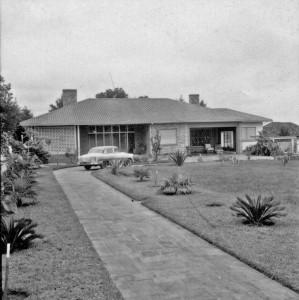 Carazinho Residência maior produtor de trigo(acervo IBGE) 1959