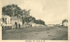 Carazinho Rua do Comércio 1915