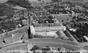 Carazinho Vista aérea do Ginásio La Salle