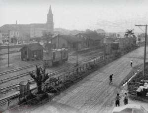 Carlos Barbosa Estação Ferroviária
