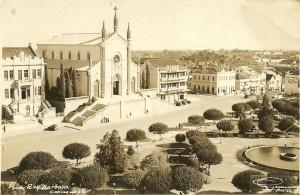 Caxias Do Sul Praça Ruy Barbosa