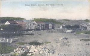 Caxias do Sul Postal Praça Dante