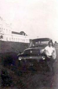 Cruz ALta Ford F100 V8 Quartel Militar 05-01-1960