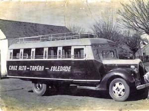 Cruz Alta Ônibus déc1940