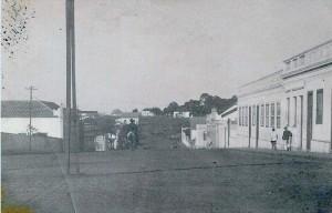 Cruz Alta Av General Osório museu a direita