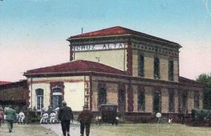 Cruz Alta Estação Ferroviária