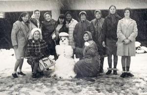 Cruz Alta Neve 1965