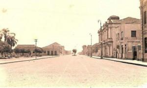 Cruz Alta Prefeitura à direita