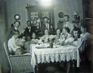 Cruz Alta Reunião de família