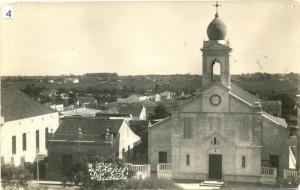 Dom Pedrito Igreja Matriz(folha da cidade)