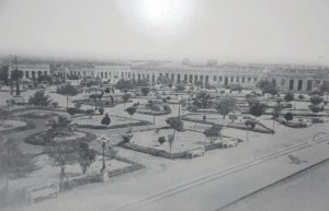Dom Pedrito Praça General Osório déc1920