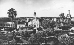 Dom Pedrito Praça General Osório déc1940 1