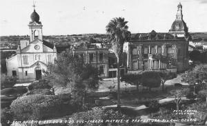 Dom Pedrito Praça General Osório déc1940 2