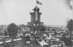 Dom Pedrito Praça General Osório déc1940 3