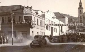 Encantado corrida de carros déc1950