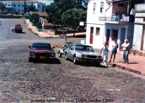 Erechim Frente a Cromagem Smaniotto Verão 1985