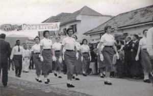 Esteio Desfile de Sete de Setembro 1957