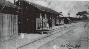 Esteio Estação Ferroviária 1924
