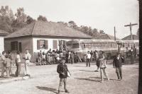 Guaíba Alunos escola Chaves Barcelos (1967)