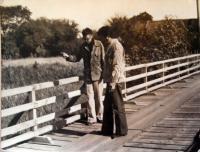 Guaíba Antiga ponte Arroio do Conde
