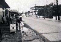 Guaíba Asfalto na Rua 20 de setembro